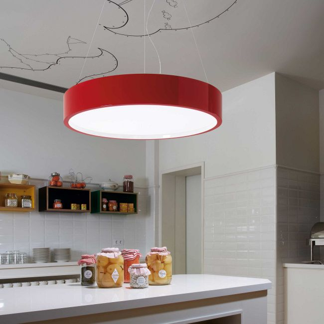 Elea Dimmable Pendant by Bover | D410332422U