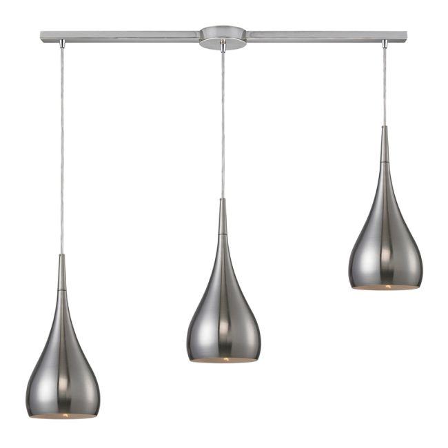 Lindsey Large 3 Light Bar Pendant  by Elk Lighting