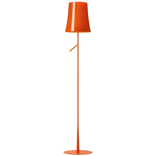 Birdie Floor Lamp With Touch Dimmer by Foscarini | 221004 53 U