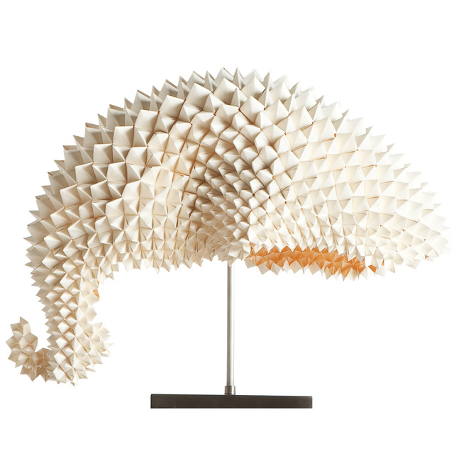 Dragons Tail Table Lamp  by Kenneth Cobonpue