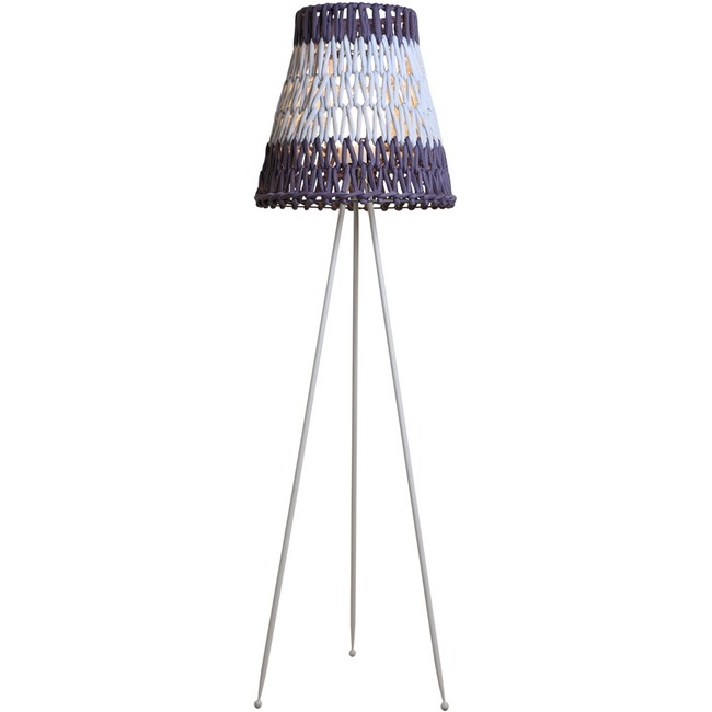 Knottee Floor Lamp by Hive   LFKN-GG-2065