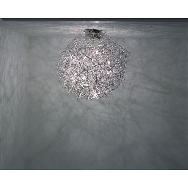 Fil de Fer Ovale Wall/Ceiling Light by Catellani & Smith | LC-F4P