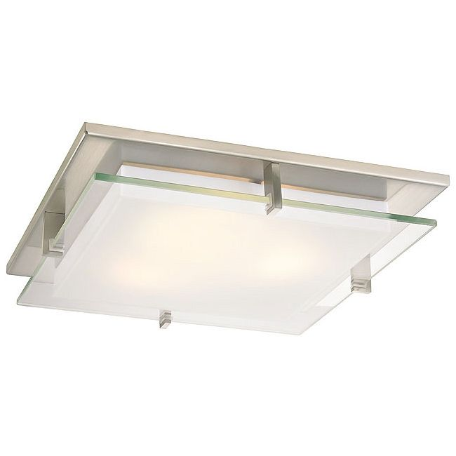 Plaza Ceiling Flush Mount Trim Cover  by Recesso Lights