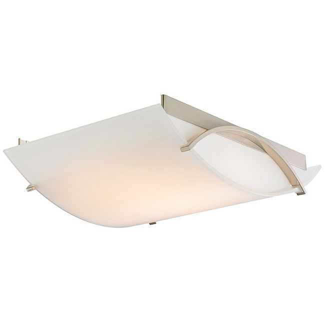 Curva Ceiling Flush Mount Trim Cover  by Recesso Lights