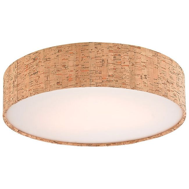 Naturale Ceiling Flush Mount Trim Cover  by Recesso Lights
