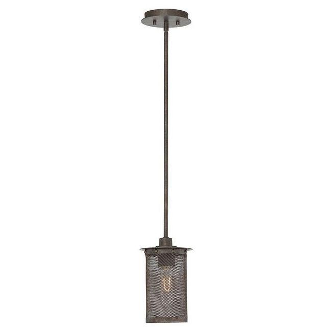 Nouvel Mini Pendant by Savoy House | 7-2503-1-42