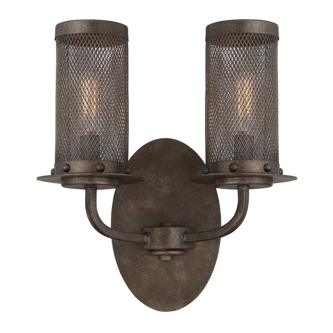 Nouvel Wall Sconce  by Savoy House