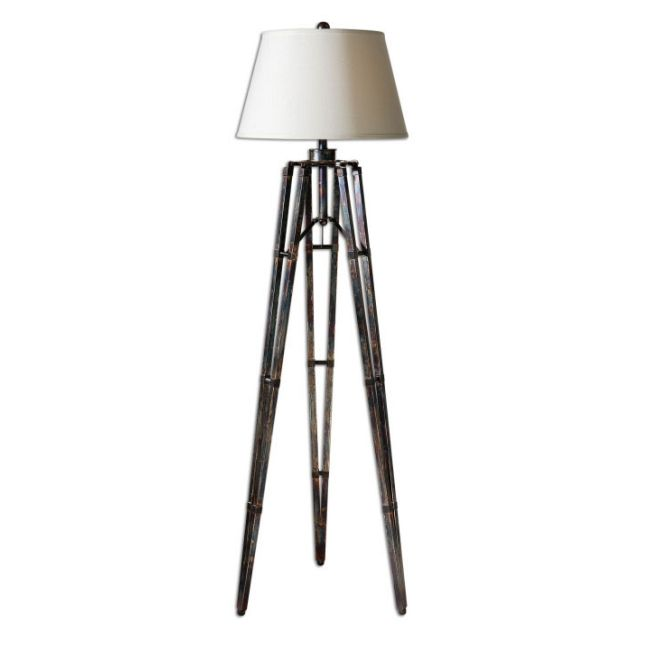 Tustin Floor Lamp by Uttermost | 28460