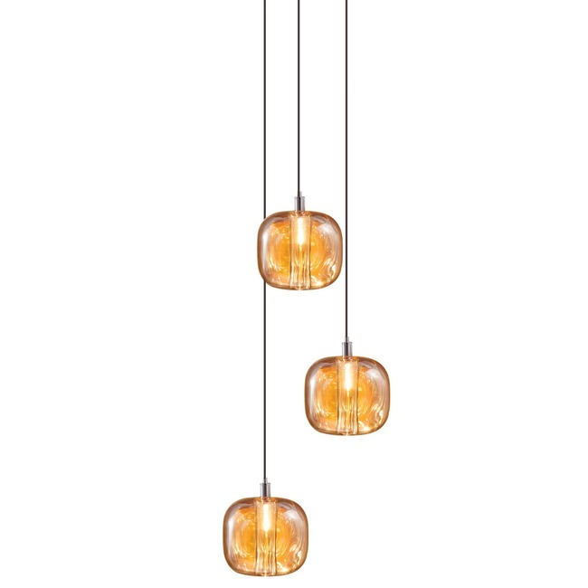 Cubie Multi Light Pendant  by Viso