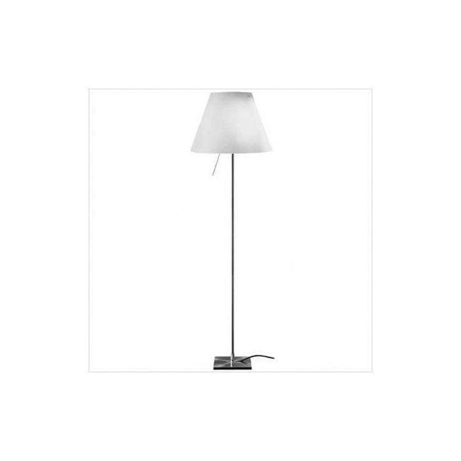 Costanza Floor Lamp With Dimmer  by Luceplan USA