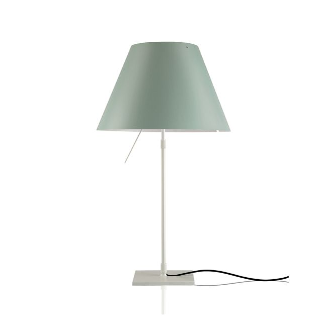Costanza Table Lamp by Luceplan USA   1D13N0100537+TA