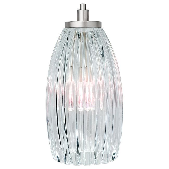 Flute Pendant by LBL Lighting | hs194crsc1a50mpt