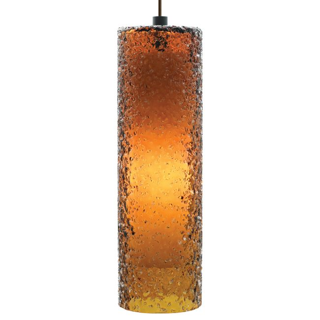 Rock Candy Mini Pendant by LBL Lighting | LF553AMSC2D