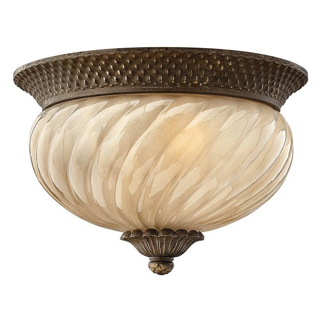 Plantation Outdoor Flush Mount  by Hinkley Lighting