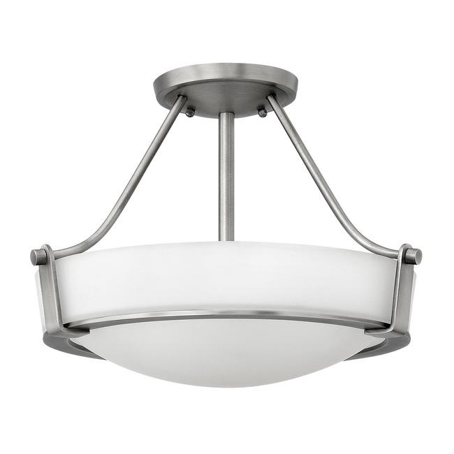 Hathaway Semi Flush Ceiling Light by Hinkley Lighting | 3220AN