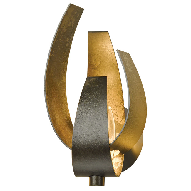 Corona Large Wall Sconce  by Hubbardton Forge