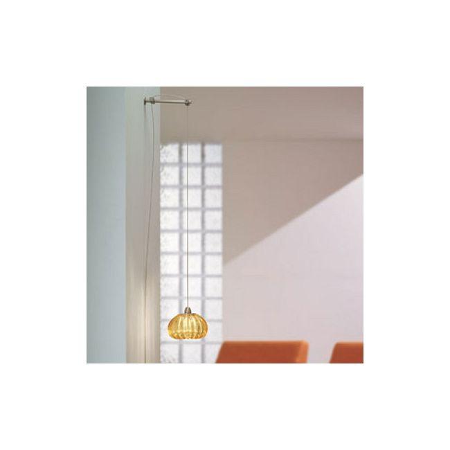 Diamante AP Wall Sconce Kit by Vistosi | APDIAMAKCRNIUL