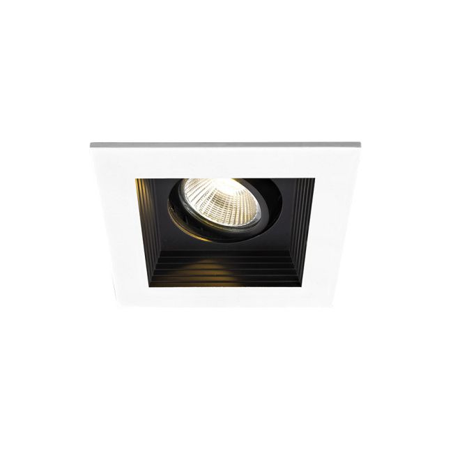 Mini LED Multiples Adj Downlight Remodel NIC Housing & Trim  by WAC Lighting