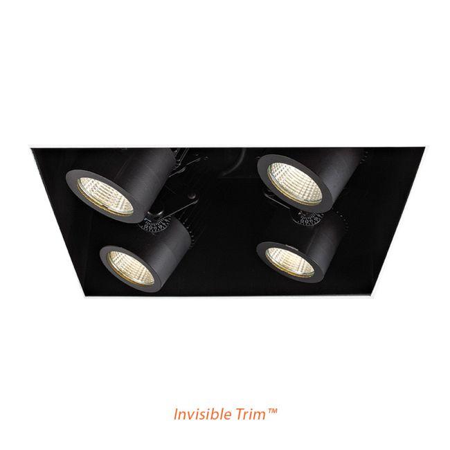 Precision 2x2 Invisible Trim   by WAC Lighting
