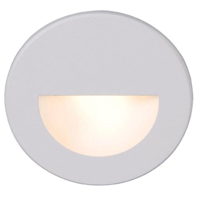 120V LED300 Round Scoop Step Light  by WAC Lighting