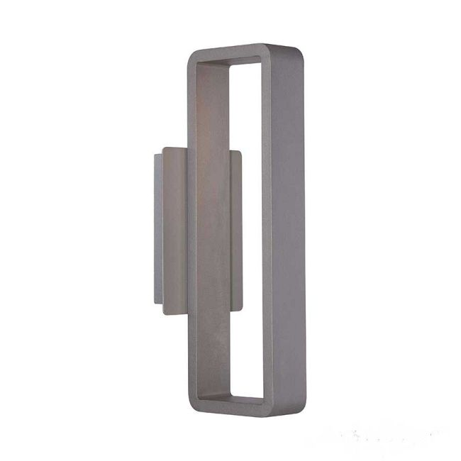 Janus LED Outdoor Wall Sconce by dweLED by WAC Lighting | WS-W5817-GH