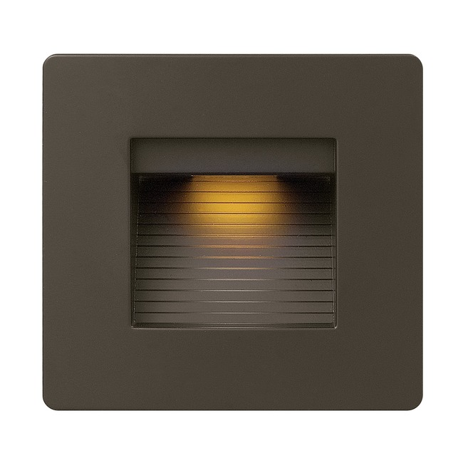 120V Luna Square Step Light  by Hinkley Lighting