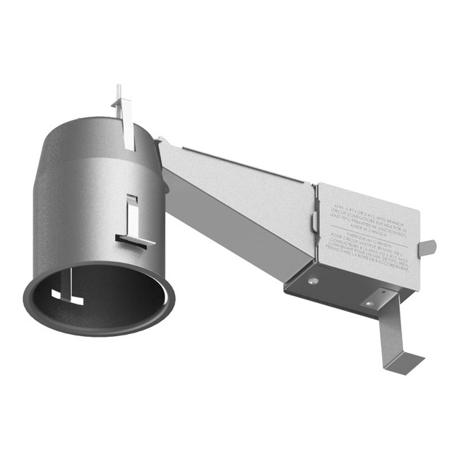 ECOLED2 4 Inch IC AirTight Remodel Housing  by Contrast Lighting
