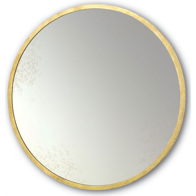 Aline Wall Mirror  by Currey and Company
