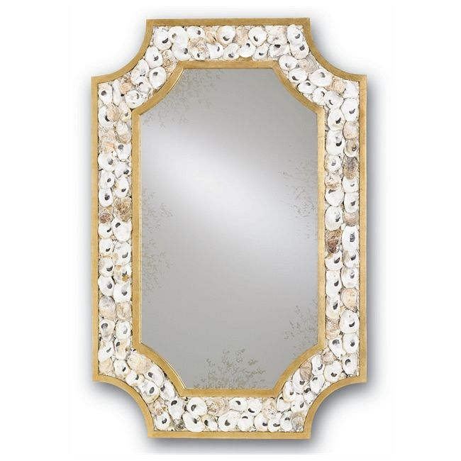Margate Wall Mirror  by Currey and Company