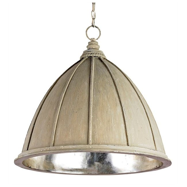 Fenchurch Pendant  by Currey and Company