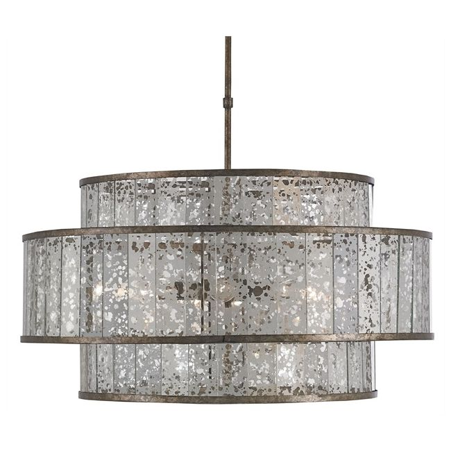 Fantine Large Chandelier  by Currey and Company