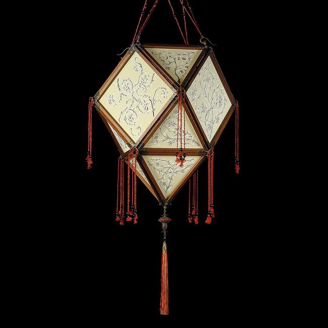 Concubina Imperiale Pendant  by Venetia Studium
