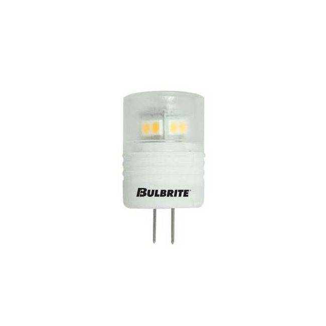 JC LED G4 Base .6W 2700K 12V  by Bulbrite