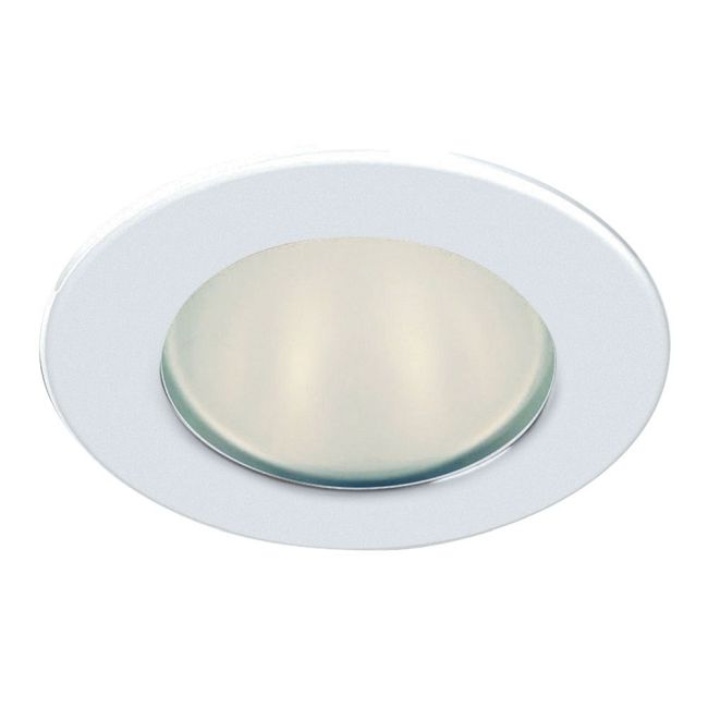 Concerto LD2C 4 Inch 16/23W Lensed Shower Trim  by Contrast Lighting