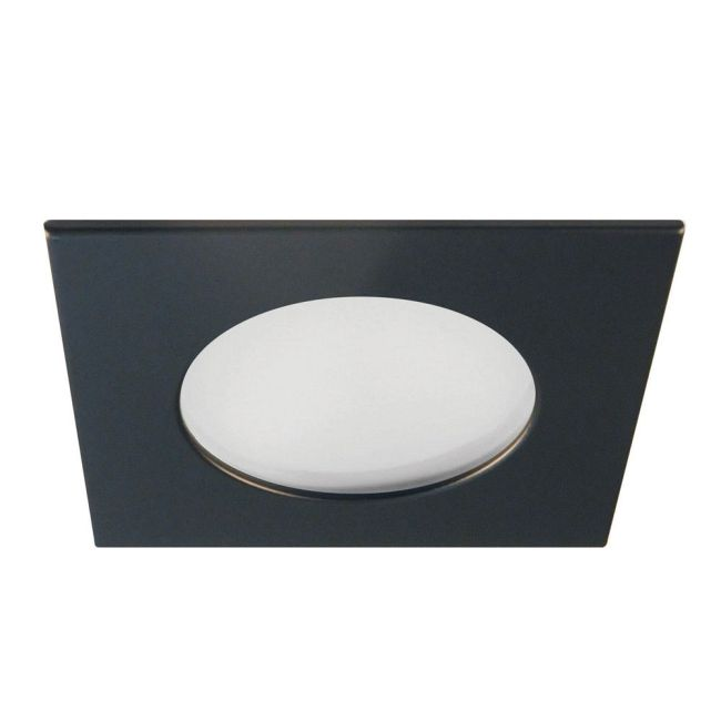 Concerto LD2F 4 Inch 16/23W Lensed Shower Trim  by Contrast Lighting