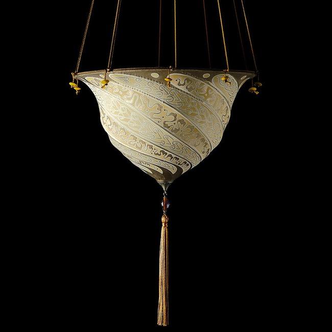 Samarkanda Silk Suspension by Venetia Studium   lc-037 sk-1 is
