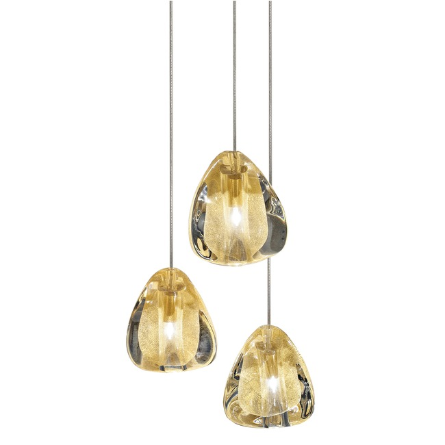 Mizu Round Multi Light Pendant by Terzani USA | 0R05SE8A4A