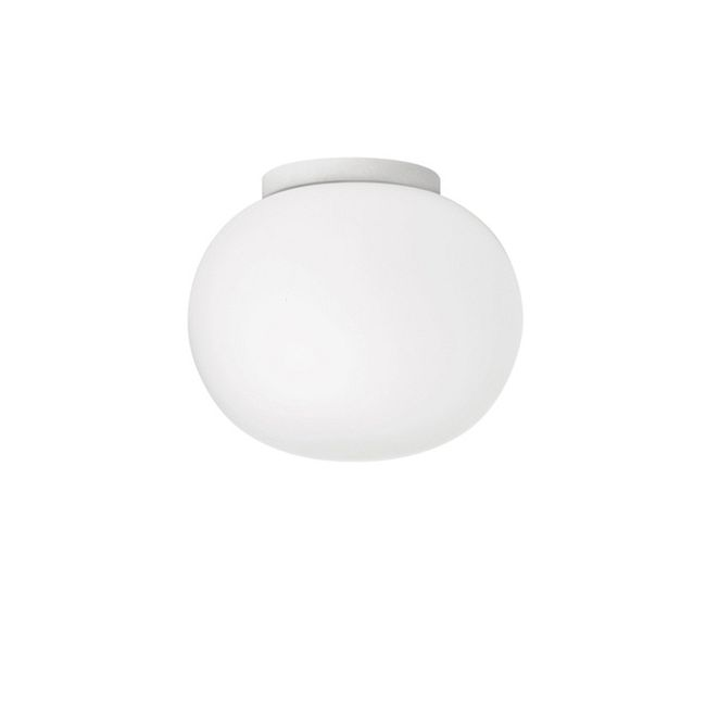 Glo-Ball C/W Zero Ceiling/Wall Light  by Flos Lighting