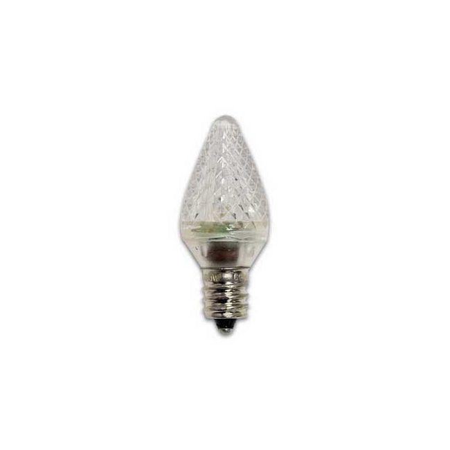 C7 LED Candelabra Base Holiday Bulb  by Bulbrite