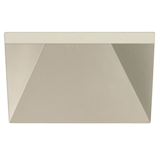 Genna 3.5IN SQ LED Wall Wash / Housing  by PureEdge Lighting