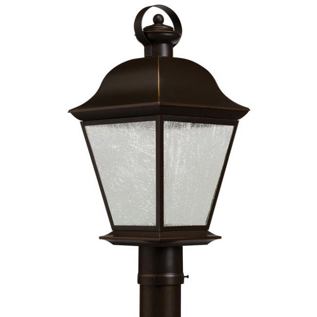 Mount Vernon LED Post Mount  by Kichler