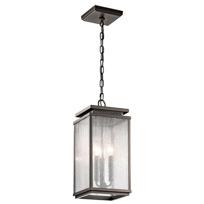 Manningham Outdoor Pendant  by Kichler