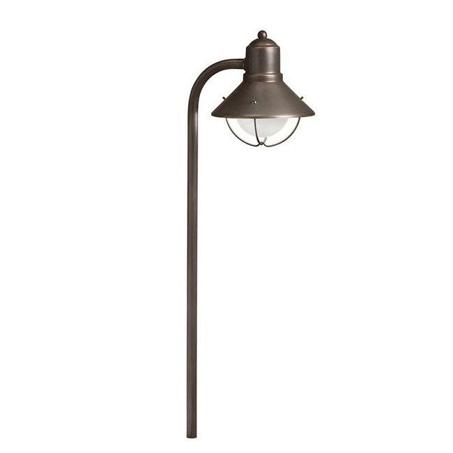 120V Traditional Marine Lantern Path Light  by Kichler