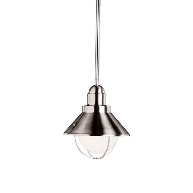 Seaside Small Outdoor Pendant  by Kichler