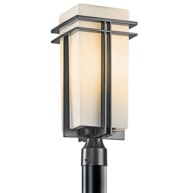 Tremillo Outdoor Post Mount  by Kichler