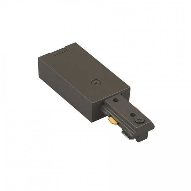 H Series Track Live End Connector  by WAC Lighting