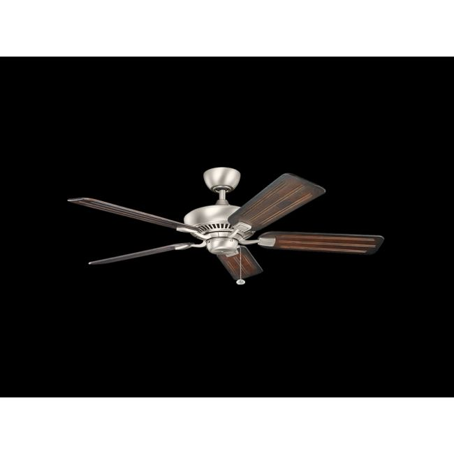 Canfield 44 inch ceiling fan by kichler 300107ni aloadofball Choice Image