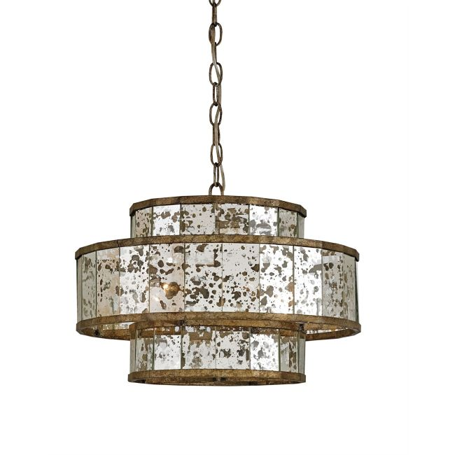 Fantine Small Chandelier  by Currey and Company