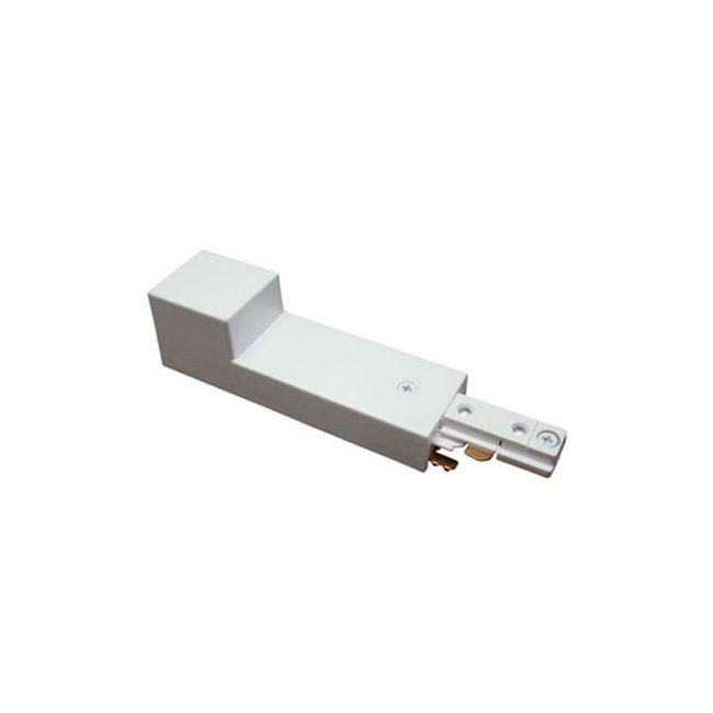 1-Circuit Track LA-8 Surface Conduit End Feed by ConTech | LA-8-P