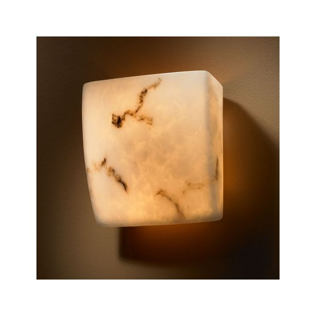 Square Wall Sconce by Justice Design | FAL-5120